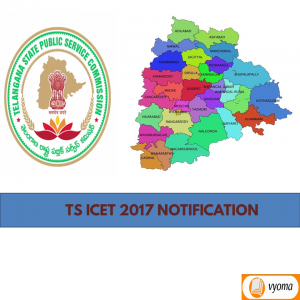 TS ICET 2017 NOTIFICATION