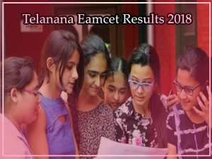 TS EAMCET 2018 Results