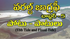 World Geography - Ebb Tide And Flood Tide