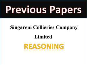 SCCL Previous Papers Reasoning